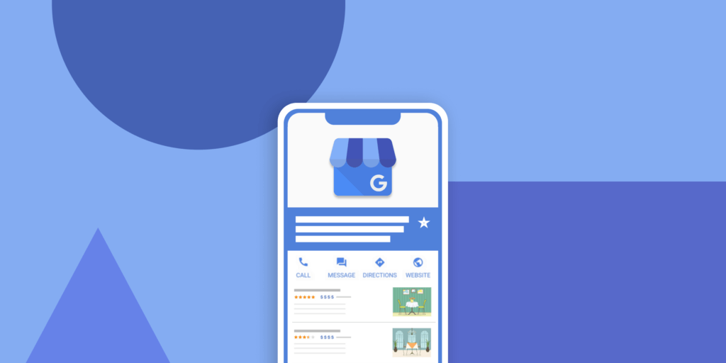 Google My Business Commercial Cleaning